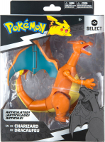 Wholesalers of Pokemon Select 6 Inch Articulated Figure - Charizard toys Tmb