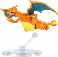 Wholesalers of Pokemon Select 6 Inch Articulated Figure - Charizard toys image 4
