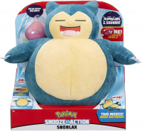Wholesalers of Pokemon Snooze Action Snorlax toys image