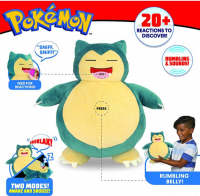 Wholesalers of Pokemon Snooze Action Snorlax toys image 2