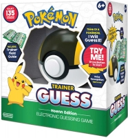 Wholesalers of Pokemon Trainer Guess - Hoenn Edition toys image