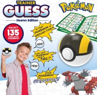 Wholesalers of Pokemon Trainer Guess - Hoenn Edition toys image 3
