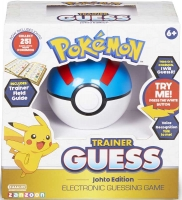 Wholesalers of Pokemon Trainer Guess - Johto Edition toys image