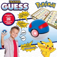 Wholesalers of Pokemon Trainer Guess - Johto Edition toys image 2