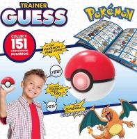 Wholesalers of Pokemon Trainer Guess - Kanto Edition toys image 3