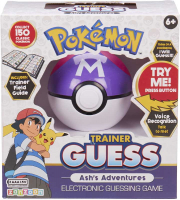 Wholesalers of Pokemon Trainer Guess Ashs Adventures toys image
