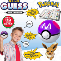 Wholesalers of Pokemon Trainer Guess Ashs Adventures toys image 3