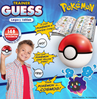 Wholesalers of Pokemon Trainer Guess Legacy Edition toys image 3