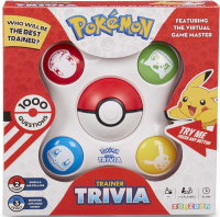 Wholesalers of Pokemon Trainer Trivia toys image