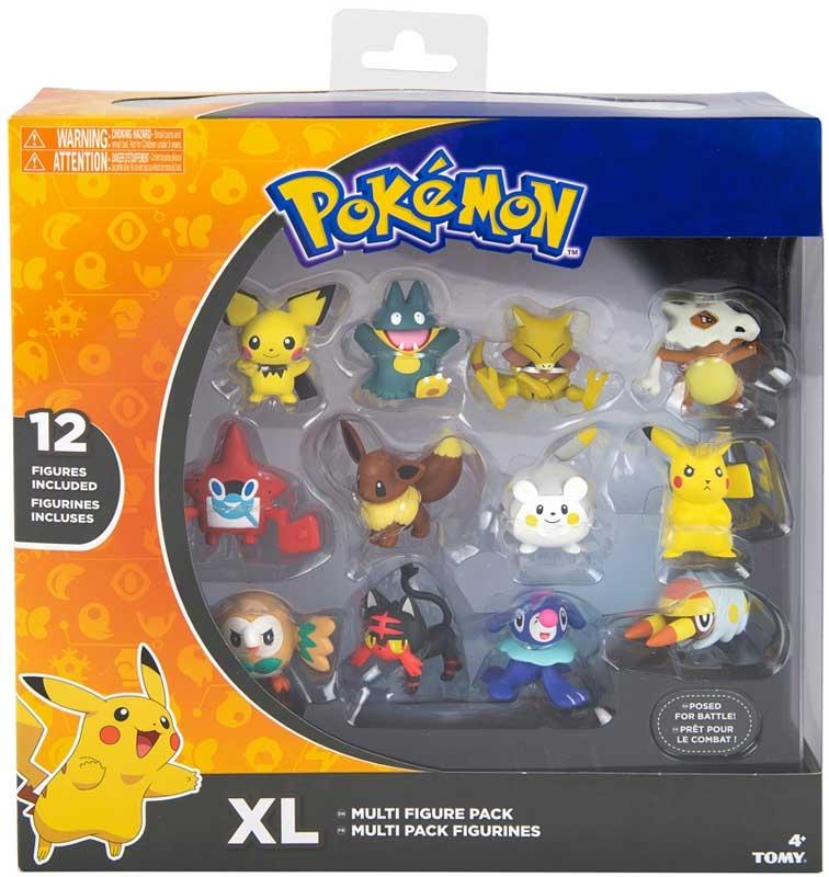 Pokemon Xl Multi Pack Legendary Figures Wholesale