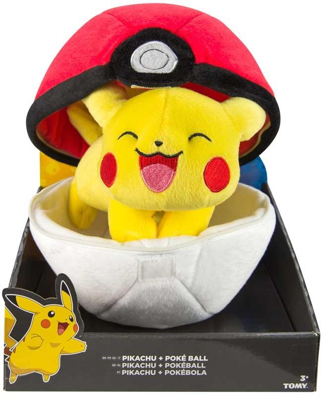 Pokemon Zipper Poke Ball Plush Wholesale