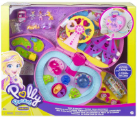 Wholesalers of Polly Pocket Backpack Compact toys Tmb