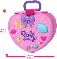 Wholesalers of Polly Pocket Backpack Compact toys image 2