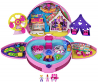 Wholesalers of Polly Pocket Backpack Compact toys image 4