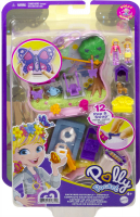 Wholesalers of Polly Pocket Big Pocket World Butterfly Backyard Compact toys image