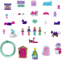Wholesalers of Polly Pocket Holiday Advent Calendar toys image 2