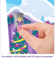Wholesalers of Polly Pocket Holiday Advent Calendar toys image 3