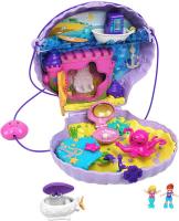 Wholesalers of Polly Pocket Polly & Shani Seashell Purse toys image 2