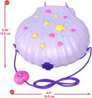 Wholesalers of Polly Pocket Polly & Shani Seashell Purse toys image 3