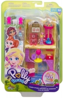 Wholesalers of Polly Pocket Pollyville Candy Store toys image