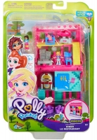 Wholesalers of Polly Pocket Pollyville Diner toys image