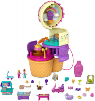 Wholesalers of Polly Pocket Spin N Surprise Playground toys image 2