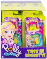 Wholesalers of Polly Pocket Tiny Compacts Asst toys image