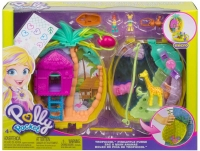 Wholesalers of Polly Pocket Tropicool Pineapple Purse toys image