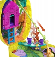 Wholesalers of Polly Pocket Tropicool Pineapple Purse toys image 2