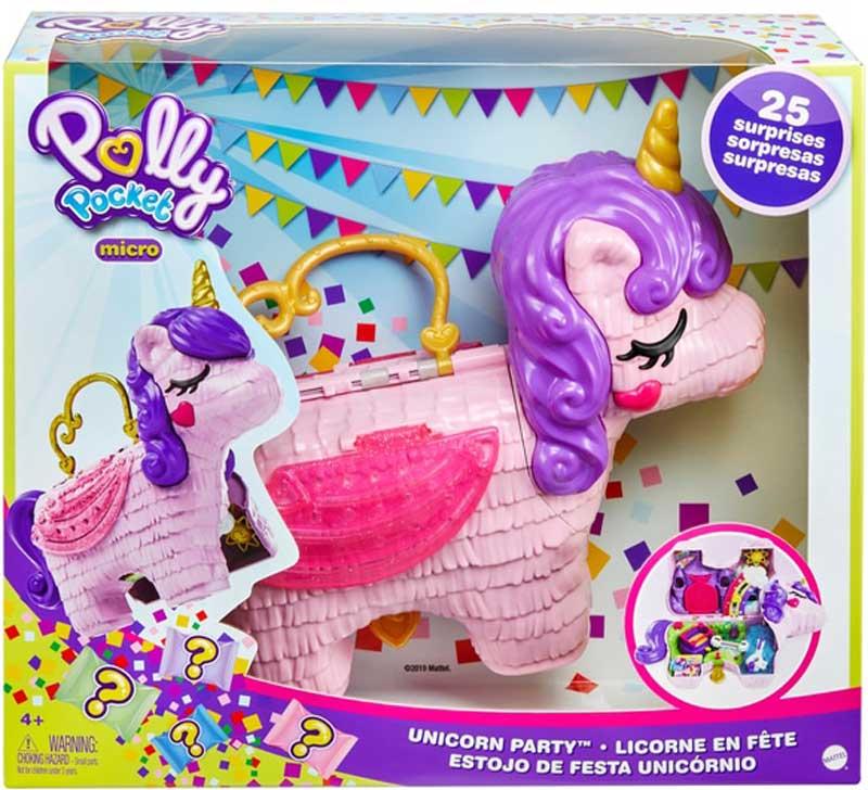Wholesalers of Polly Pocket Unicorn Surprise toys