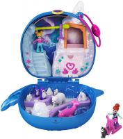 Wholesalers of Polly Pocket World Polly & Lila Narwhal Arctic toys image 3