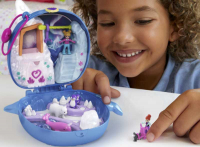 Wholesalers of Polly Pocket World Polly & Lila Narwhal Arctic toys image 4