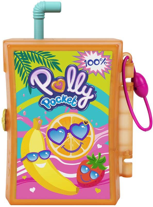 Wholesalers of Polly Pocket World Polly & Shani Juice Box toys