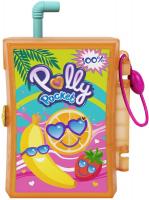 Wholesalers of Polly Pocket World Polly & Shani Juice Box toys image