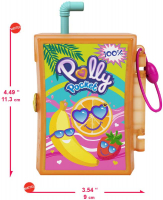 Wholesalers of Polly Pocket World Polly & Shani Juice Box toys image 3