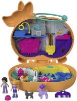 Wholesalers of Polly Pocket Big World Corgi Hotel toys image 3