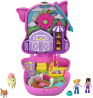 Wholesalers of Polly Pocket Big World Piglet Country toys image 3
