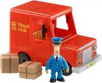 Wholesalers of Postman Pat Royal Mail Van Solid toys image 2