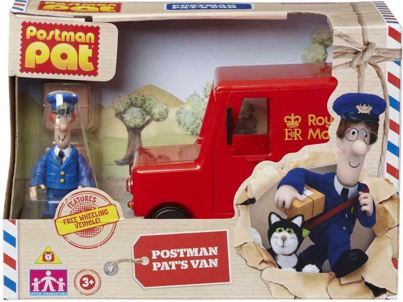 Wholesalers of Postman Pat Vehicles toys