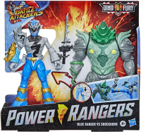 Wholesalers of Power Rangers  Dnf Battle Attacker 2 Pack Ast toys image 2