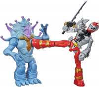 Wholesalers of Power Rangers  Dnf Battle Attacker 2 Pack Ast toys image 4