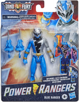 Wholesalers of Power Rangers  Dnf Core Blue Ranger toys image