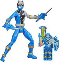 Wholesalers of Power Rangers  Dnf Core Blue Ranger toys image 2
