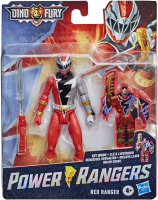 Wholesalers of Power Rangers  Dnf Core Red Ranger toys image