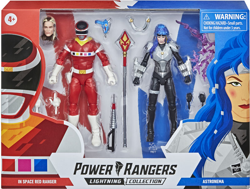 Wholesalers of Power Rangers  Lc Is Red Vs Astronema toys