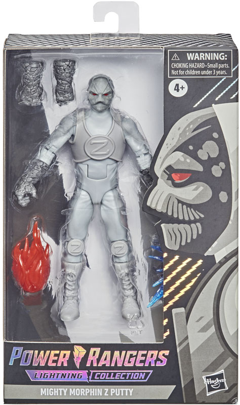 Wholesalers of Power Rangers  Lc Mmpr Z Putty toys