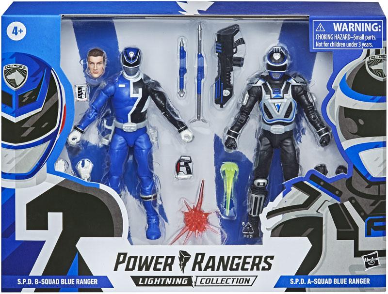 Wholesalers of Power Rangers  Lc Spd Blue A Vs Blue B toys