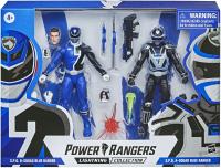 Wholesalers of Power Rangers  Lc Spd Blue A Vs Blue B toys image