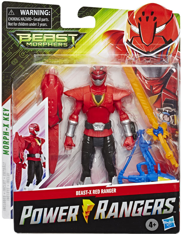 Wholesalers of Power Rangers  Red Ranger Beast X Mode toys