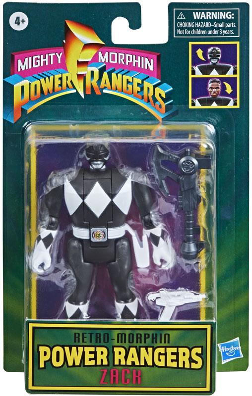 Wholesalers of Power Rangers  Retro Morph Black Ranger toys